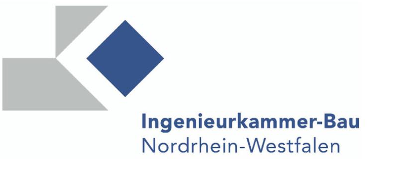 Ingenieurkammer-Bau NRW Logo