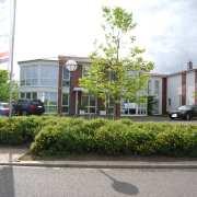 Bürogebäude mit Lagerhalle in Lünen